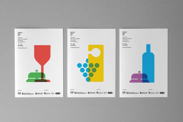 Diseño para INCAVI, Generalitat de Catalunya