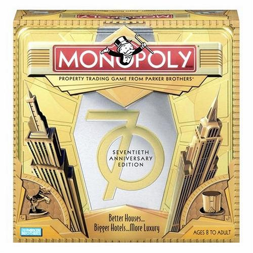 Monopoly 70 Aniversario