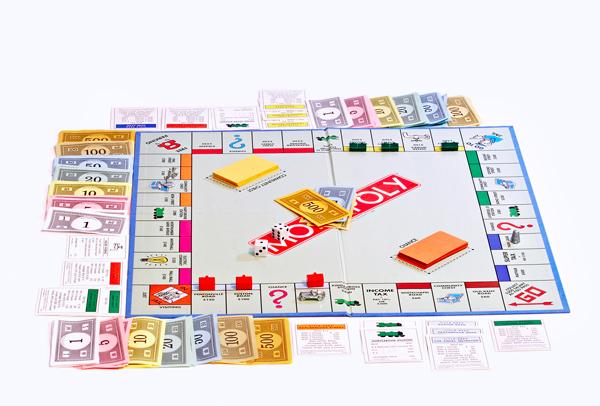 Tablero del Monopoly