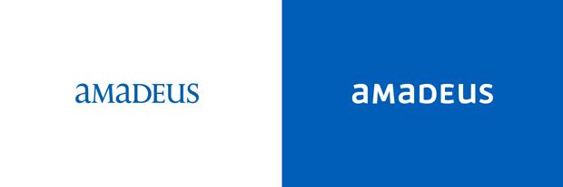 Amadeus – marca antes y después