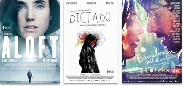 Diseño de carteles de cine
