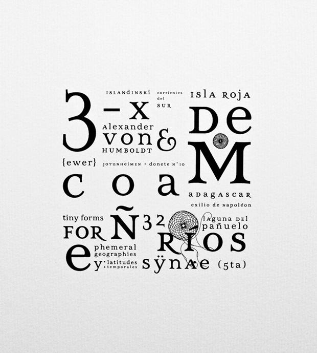 Tipografía Cartola