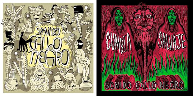 Ilustraciones para portadas de disco