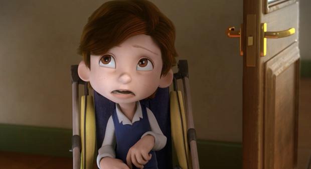 cuerdas Cuerdas premio Goya al mejor corto de animación