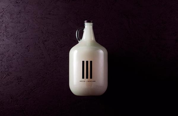 Diseño de packaging de Manifiesto Futura