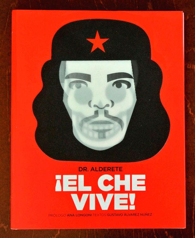 Ilustración para el libre ¡El Che vive!