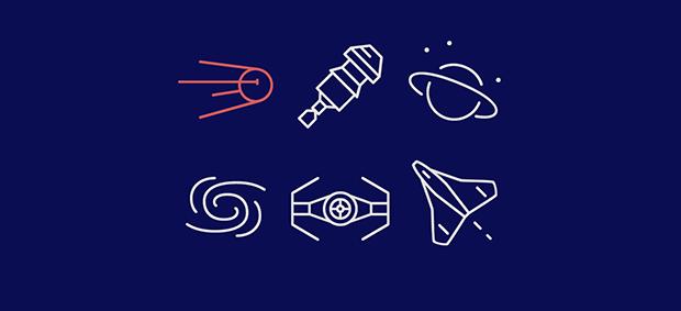Infinity Icon una tipo dingbats en descarga gratuita
