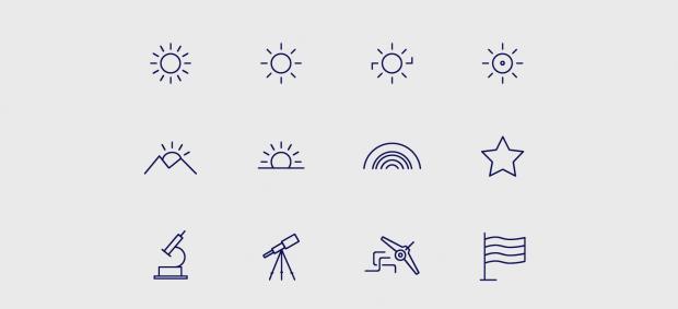 Infinity Typeface
