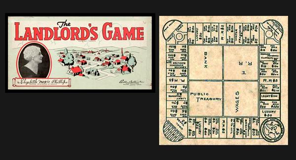 Antecesor del Monopoly