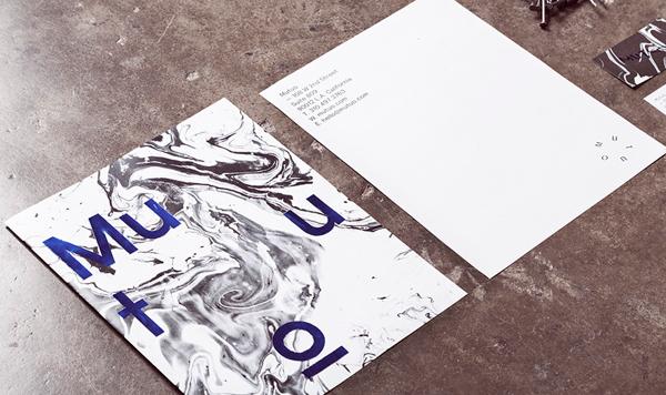 Diseño de identidad corporativa para la marca Mutuo
