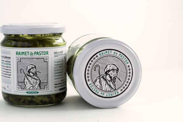 """Raimet de Pastor"" packaging"