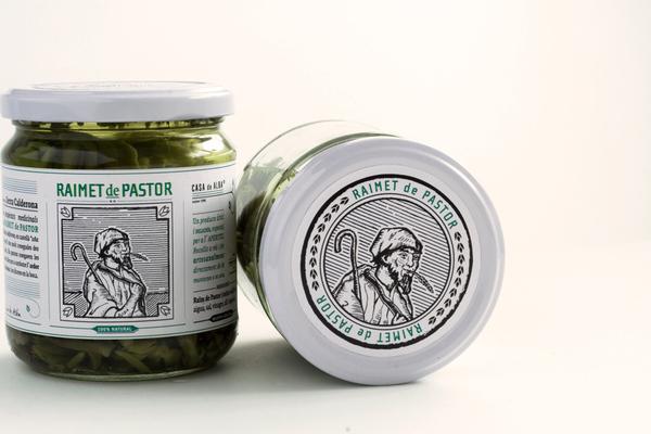 """""""Raimet de Pastor"""" packaging"""