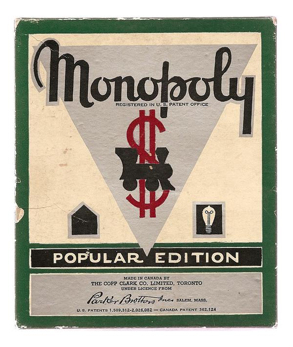 Monopoly Popular Edition