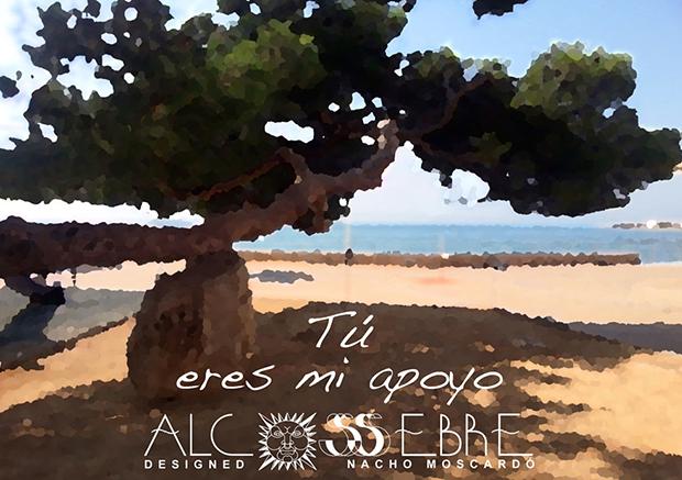 Nacho Moscardó, diseño marca Alcossebre – postal