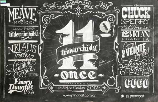 Trimarchi DG 2012, diseño de Panco Sassano