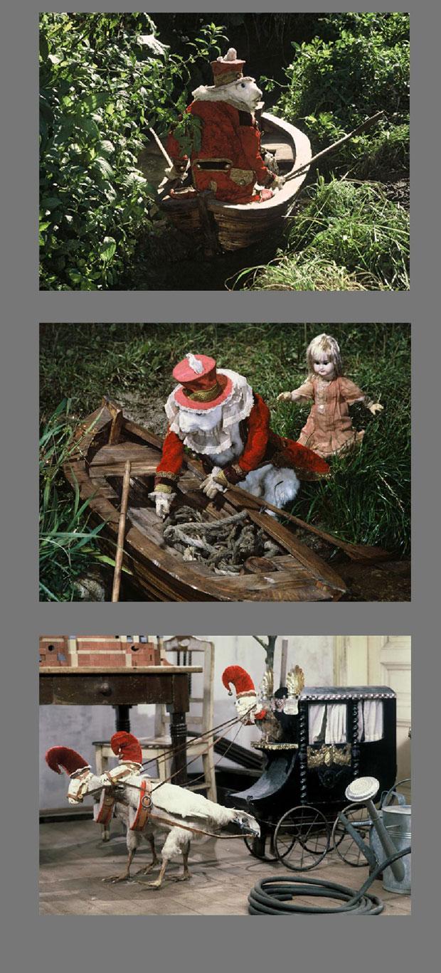 SVANKMAJER – fotogramas de Alice – Expo Metamorfosis en la Casa Encendida