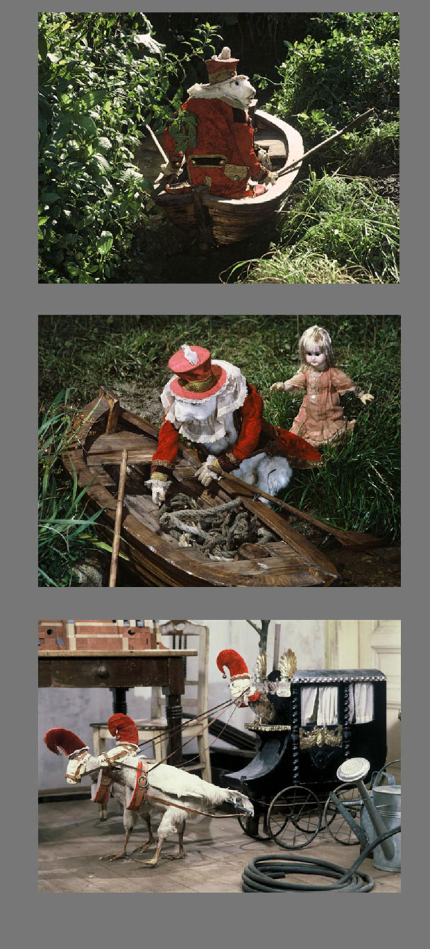 SVANKMAJER – fotogramas de Alice