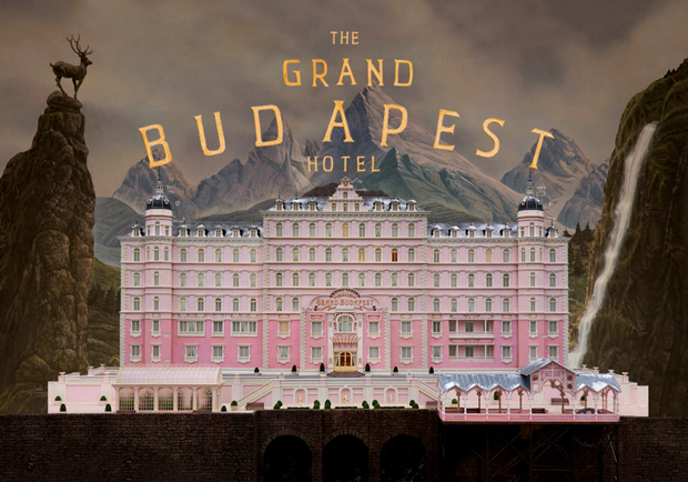 Annie Atkins, El Gran Hotel Budapest