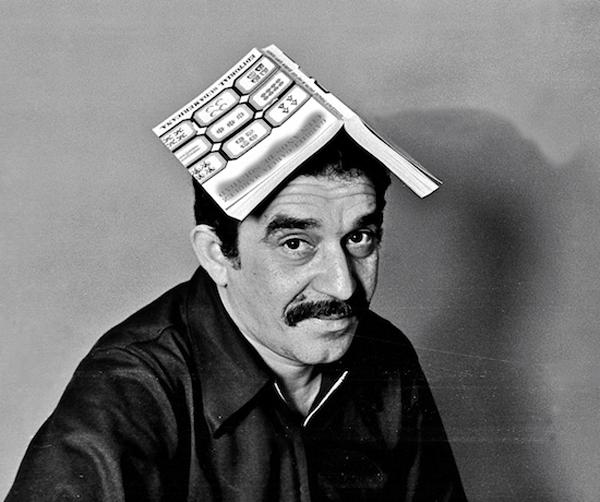 Colita – retrato de Gabriel García Márquez por Isabel Steva Hernández, Colita Premio Nacional de Fotografía 2014