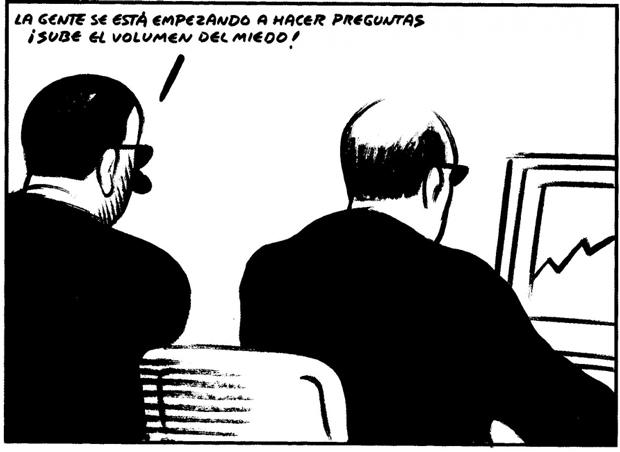 Andrés Rábago El Roto viñeta sátira