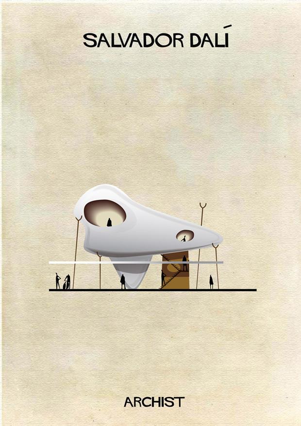 FedericoBabina – Salvador Dalí