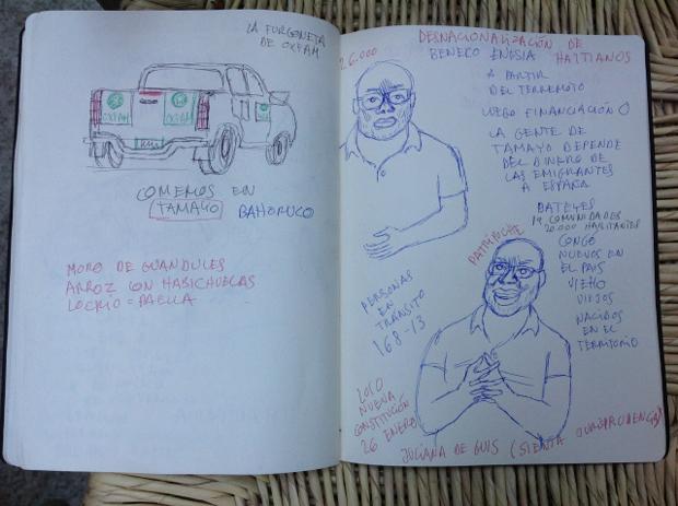 Gallardo – Santo Domingo – Viñetas de vida