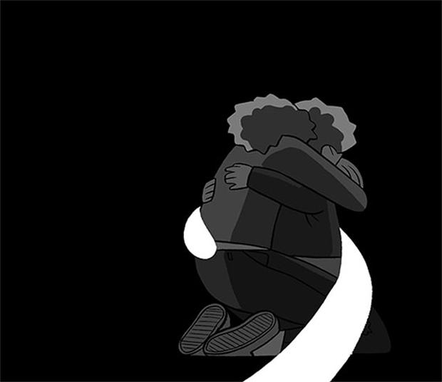 Ilustrofobia – ilustración de Javi de Castro