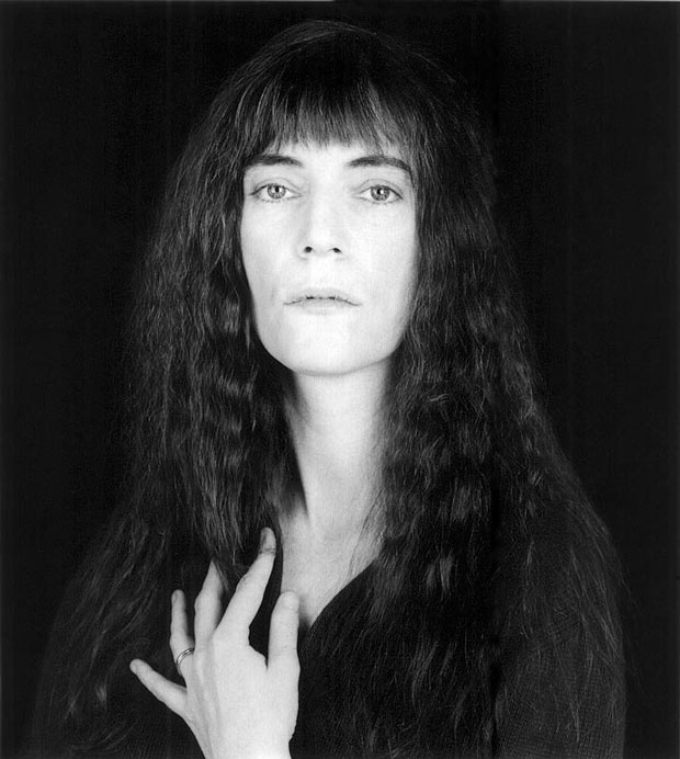 Robert Mapplethorpe – retrato Patti Smith 1975