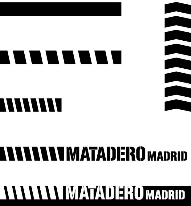 Óscar Mariné – identidad visual de Matadero Madrid