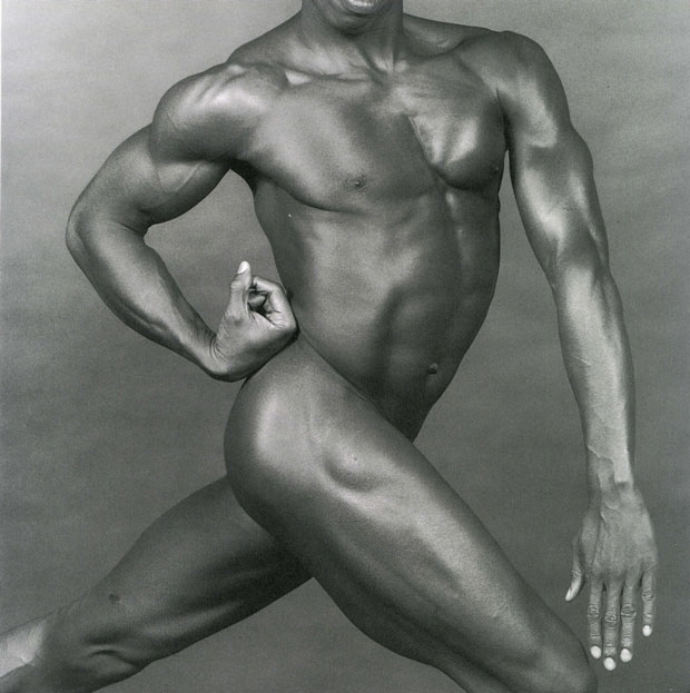 fotografía de Mapplethorpe