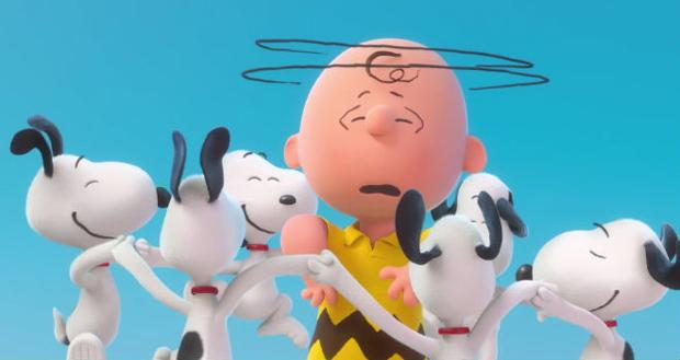 Snoopy y Charlie Brown vuelven a la gran pantalla, pero en 3D en Peanuts