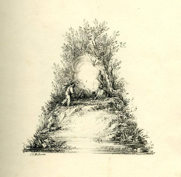 Un alfabeto con vistas bucólicas
