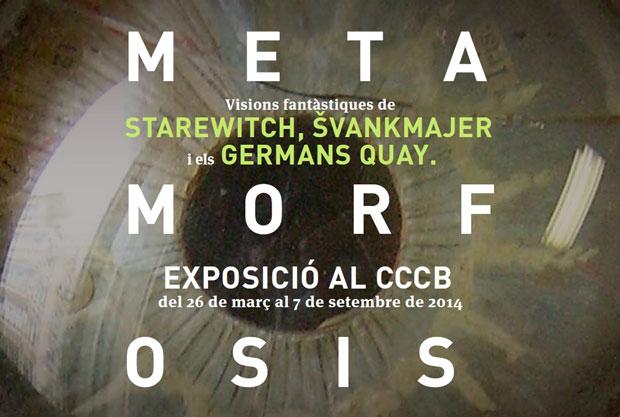 Metamorfosis – exposición de 4 maestros de la animación en CCCB