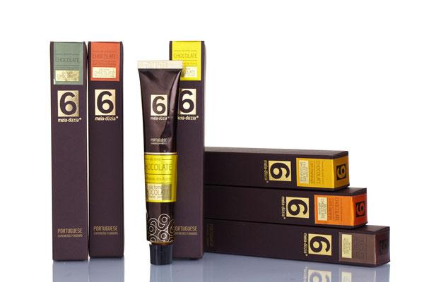 Meia Dúzia diseño de packaging