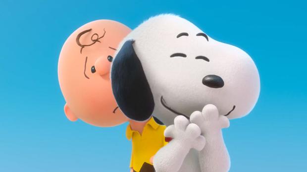 Snoopy vuelve en 3D