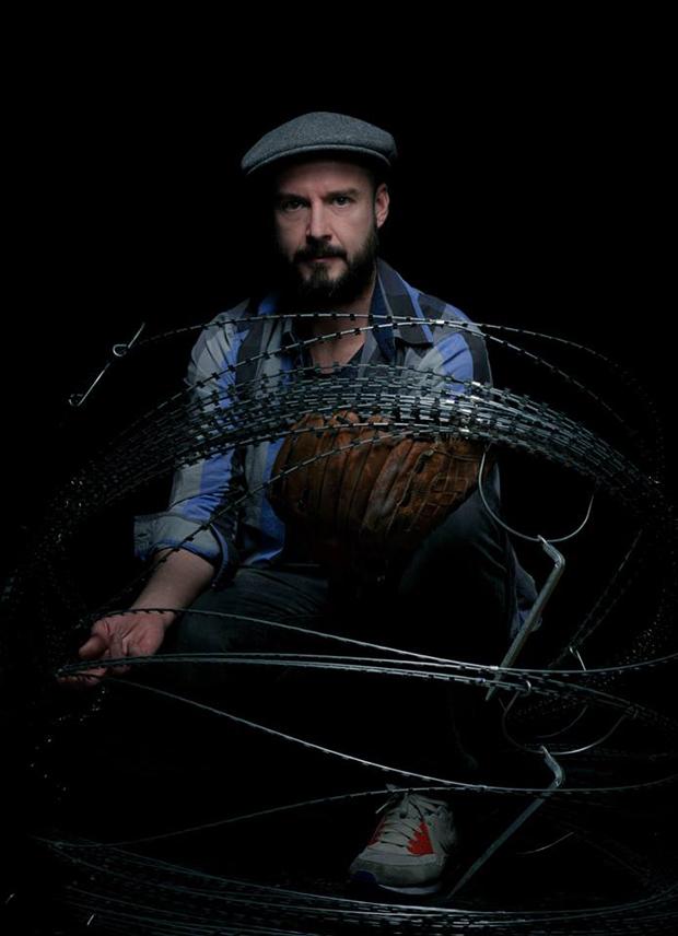 Vallados, exposición concertina - Luis Gaspar