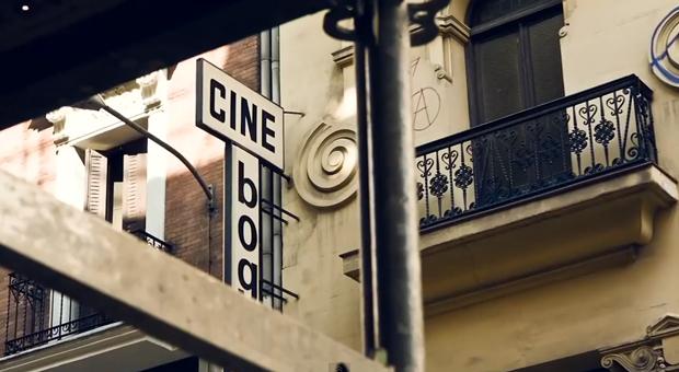 Campaña Cines Cerrados, de Sra. Rushmore por la rebaja del IVA cultural