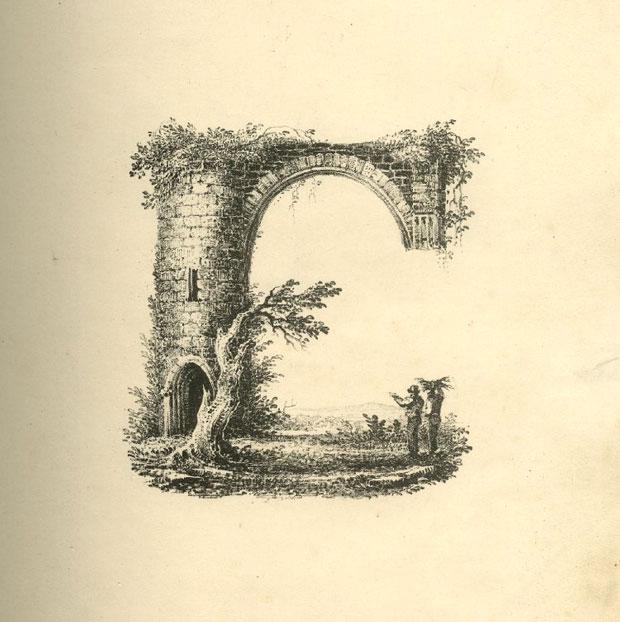 alfabeto litográfico