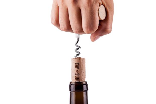 El Xitxarel·lo, descorchando botella