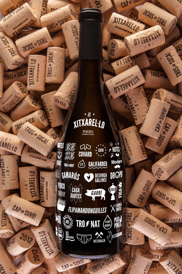 El Xitxarel·lo, un vino insultantemente delicioso