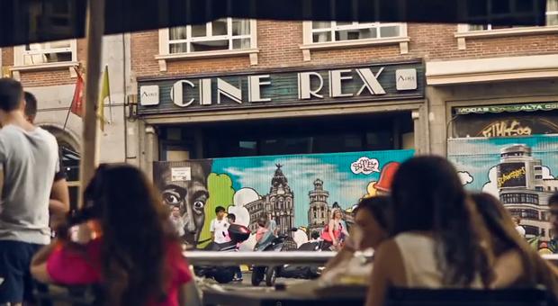 Cines Rex – Campaña Cines Cerrados de Sra. Rushmore por la rebaja del IVA cultural