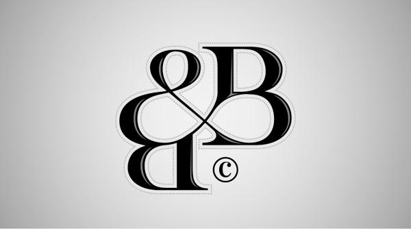 Diseño de logotipo para B&B