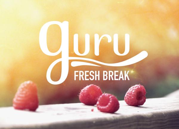 Diseño de marca y packaging para Guru Teas