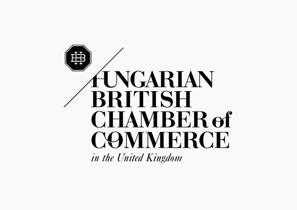 Diseño de branding para Hungarian British Chamber of commerce