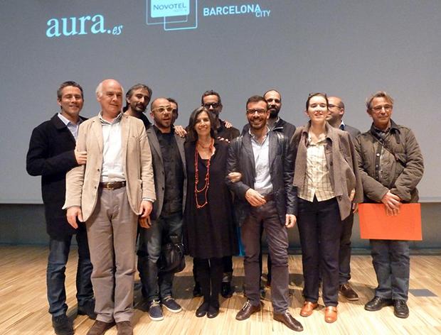 Nani Marquina y la nueva junta del FAD