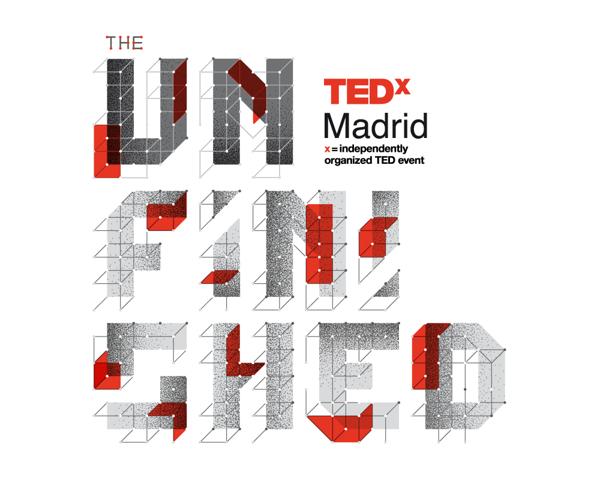 Cartel para TEDxMadrid