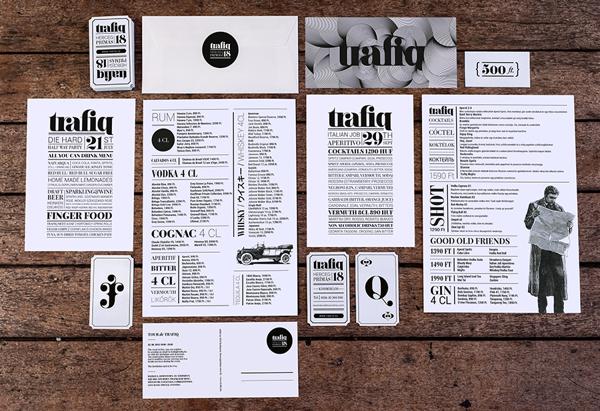 Diseño de aplicaciones para Trafiq