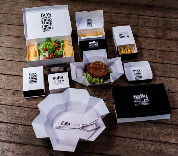 Diseño de packaging para los productos de Trafiq