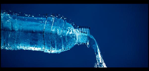 Agua en 3D