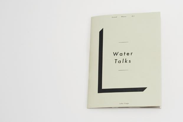 Diseño editorial John Cage